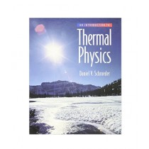 An Introduction to Thermal Physics Book 1st Edition