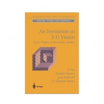An Invitation to 3-D Vision Book 1st Edition