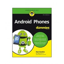 Android Phones For Dummies Book 4th Edition