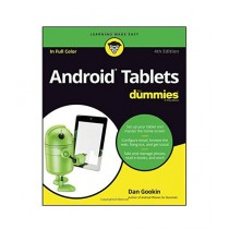Android Tablets For Dummies Book 4th Edition