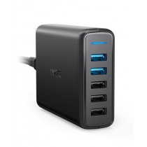 Anker PowerPort Speed 5 With Dual Quick 3.0 Charger