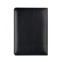 Anova Leather Card Holder For Men Black
