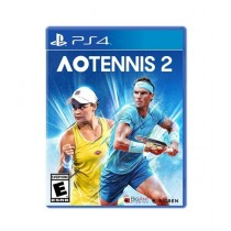 AO Tennis 2 Game For PS4