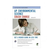 AP Environmental Science Crash Course Book Pap/Psc Edition