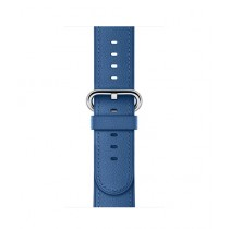 Apple Classic Buckle Band for iWatch 38mm - Sea Blue (MNKU2)