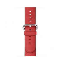 Apple Classic Buckle Band for iWatch 42mm - Red (MMAN2)