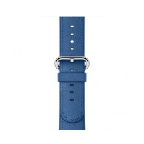 Apple Classic Buckle Band for iWatch 42mm - Sea Blue (MNKW2)