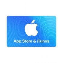 Apple iTunes Gift Card $50 - Email Delivery