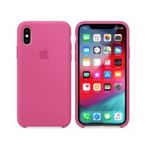 Apple Silicone Dragon Fruit Case For iPhone X/XS
