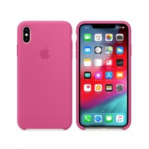 Apple Silicone Dragon Fruit Case For iPhone XS Max