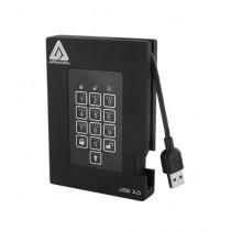 Apricorn 2TB USB 3.0 Hard Drive With Pin Access