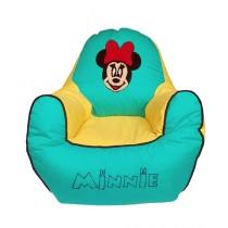 Araish Khana Kids Bean Sofa Parachute Medium Cyan (KDBN)