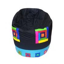 Araish Khana Motif Bean Bag Parachute X.Large (MEXL)