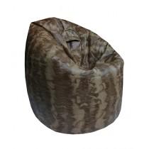 Araish Khana Plain Bean Bag Leatherite Large (BBLEL)