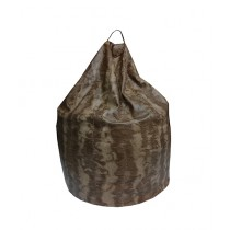Araish Khana Plain Bean Bag Leatherite Medium (BBLEM)