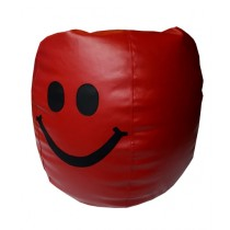 Araish Khana Smiley Bean Bag Leatherite Medium (SYBBLEM)