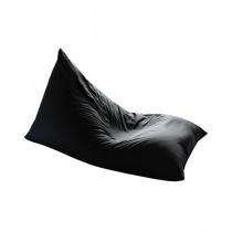 Araish Khana Triangle Bean Bag Leatherite Medium (TELE)