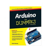 Arduino For Dummies Book 1st Edition