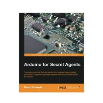 Arduino for Secret Agents Book