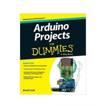 Arduino Projects For Dummies Book 1st Edition