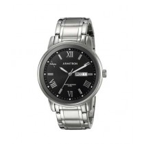 Armitron Day/Date Function Bracelet Men's Watch Silver (20/4935BKSV)