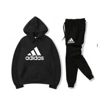 Arru Store Adidas Printed Track Suit For Men Black