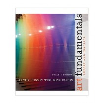 Art Fundamentals Theory and Practice Book 12th Edition