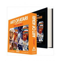 ART OF ATARI Limited Book Deluxe Edition