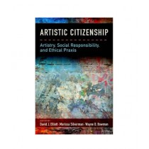 Artistic Citizenship Book 1st Edition