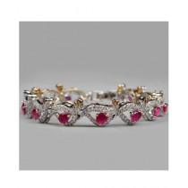 Artistic Jewels Bracelet For Women Multicolor (BR-67)