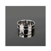 Artistic Jewels Ring For Men Silver (0028)