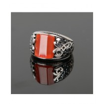 Artistic Jewels Ring For Men Silver (0033)