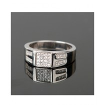 Artistic Jewels Ring For Men Silver (0036)
