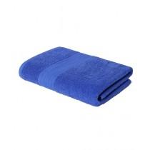 KS Collection Luxury Cotton Bath Towels Blue