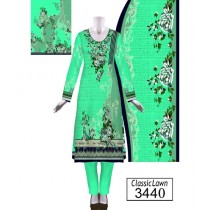 ASD Fashion Classic Lawn For Women (3440)