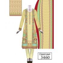 ASD Fashion Classic Lawn For Women (3460)