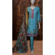 ASD Fashion Thread & Needles Embroidered Lawn For Women (0016)