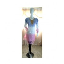 ASH Collection Embroidered Kurti For Women Multicolor