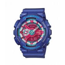 Casio G-Shock S Series Women's Watch (GMAS110HC-2)