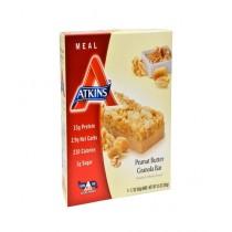 Atkins Advantage Peanut Butter Granola 5 Bars