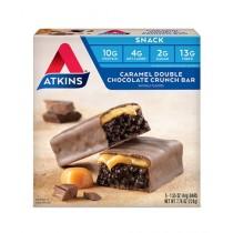 Atkins Caramel Double Chocolate Crunch Bar