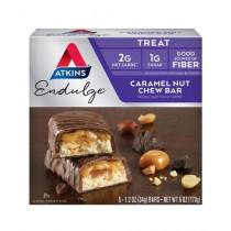 Atkins Endulge Caramel Nut Chew 5 Bars