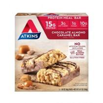 Atkins Chocolate Almond Caramel 5 Bars