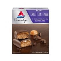 Atkins Endulge Chocolate Caramel Mousse 5 Bars