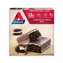 Atkins Cookies & Creme 5 Bars