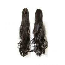 Attari Extension Ponytail Hair Clip For Women Black (AC-0290)