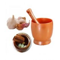 Attari Hand Blender Set Brown (0333)