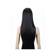 Attari Straight Hair Wig Extension 27 Inch Black (AC-0288)
