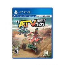 ATV Drift & Tricks Game For PS4