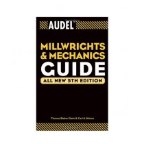 Audel Millwrights & Mechanics Guide Book 5th Edition